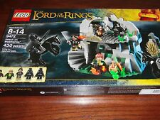 Lego Lord of the Rings 9472 Attack on Weathertop 430 pieces Frodo Merry Figures