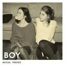 Boy: Mutual Friends, CD