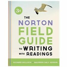 NEW - The Norton Field Guide to Writing, with Readings (Third Edition)