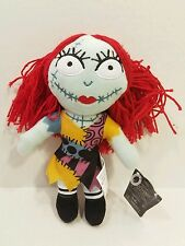 "Disney The Nightmare Before Christmas Plush Sally Doll 9"" NWT"