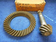 1971-72 CHEVY SERIES 20 WITH DANA AXLE  4.10 RING AND PINION  NOS DANA GM  816