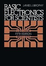 Basic Electronics for Scientists-ExLibrary