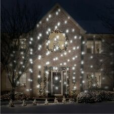 Christmas Light Show Led Projector Lazer Projection Halloween Outdoor Home Decor