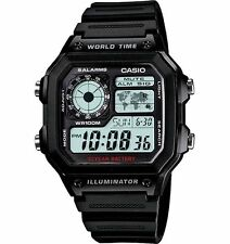 CASIO AE-1200WH-1AVEF AE-1200wh-1avdf AE-1200wh-1av AE-1200wh-1a AE-1200WH-1AVCF