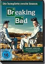 BREAKING BAD 2. Staffel - DVD-Serie - 4 DVDs