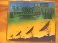 MAXI Single CD PRODIGY Out Of Space 4TR 1992 big beat techno jungle