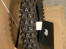 MEFO  Winter Studded Spiked Sand Master Tire 130/90-17 (5.00/5.10-17)  Fits KLR