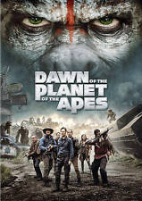Dawn of the Planet of the Apes USED VERY GOOD DVD