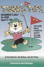 Tiger's Tips: Beginner's Golf for Kids