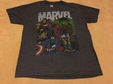Marvel Avengers T Shirt Size Large