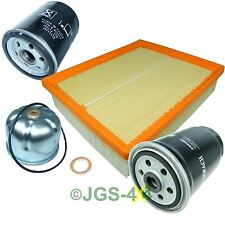 Discovery 2 TD5 & Defender TD5 Engine Service Filter Kit Oil Air Fuel Filter Set