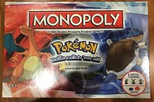 BRAND NEW Pokemon Monopoly Kanto Edition SEALED USAopoly Hasbro