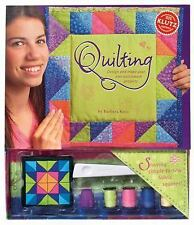 Quilting: Design and Make Your Own Patchwork Projects Klutz