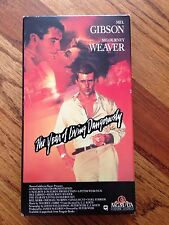 The Year Of Living Dangerously MGM VHS Mel Gibson~Sigourney Weaver