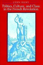 Politics, Culture, and Class in the French Revolution (Studies on the -ExLibrary
