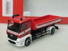 Herpa Mercedes Antos Feuerwehr NEUSS, Wechsellader - 092470 - 1/87