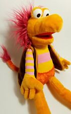 "Fraggle Rock Gobo Jim Henson Muppets Plush Stuffed Animal Manhattan Toy 17"" 2009"