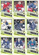 2012-13 OPC SERIE COMPLETE 1-600 a