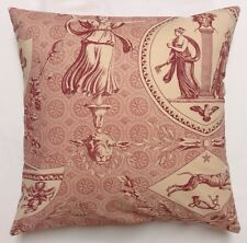 Quirky, Classical Design, Aphrodite Cushion Cover, Marvic Fabric