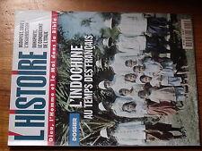 $$a Revue L'Histoire N°203 Indochine au temps des fr  Budapest 1956  Bonaparte