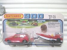 Lesney Matchbox 1978 TP18 VOLKSWAGEN GOLF + SEAFIRE Two Pack New in Unopened Pkg