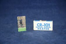 General Electric - CR-101 Thermal Overload Thermal Unit