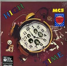 MC5 HIGH TIME VINILE LP 180 GRAMMI NUOVO SIGILLATO !!