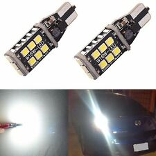 JDM ASTAR Extremely Bright 921 912White PX Chips LED Backup Reverse Light Bulbs