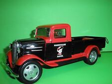 HARDWARE HANK STORES 1935 CHEVY OPEN EXPRESS PICKUP TRUCK REPLICA MODEL DIECAST