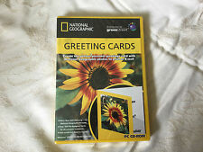 Greeting Cards National Geographic PC CD-ROM