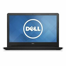 "Dell Inspiron I3452-600BLK 14"" Laptop Intel Celeron N3050 Processor 2GB 32GB NEW"