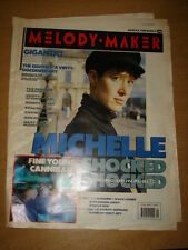MELODY MAKER 1989 MAR 4 FINE YOUNG CANNIBALS SIMPLY RED