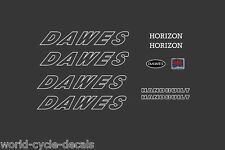 Dawes Horizon White Decals-Transfers-Stickers #4
