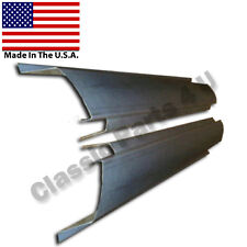 1960 1961 1962 1963 FORD GALAXIE FAIRLANE ROCKER PANELS 4DOOR  NEW PAIR