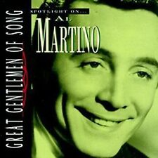 Spotlight on AL MARTINO CD ( 18 Track, Best of, Hits Collection )