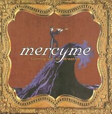 MercyMe - Coming Up To Breathe (CD, 2006, INO Records (BMG), USA)