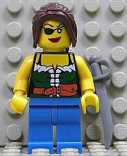 LEGO Piraten - Piratenbraut mit Säbel / Pirate Female / pi101 NEUWARE