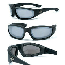 Choppers Motorcycle Padded Sunglasses Goggles - TFM C17