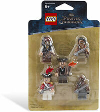 2011 RETIRED LEGO 853219 PIRATES OF THE CARIBBEAN BATTLE PACK, NEW & SEALED