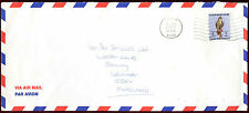 United Arab Emirates UAE 1990 Commercial Airmail Cover To UK #C33689