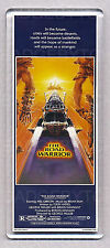 MAD MAX 2:THE ROAD WARRIOR movie poster LARGE 'WIDE' FRIDGE MAGNET - CLASSIC!