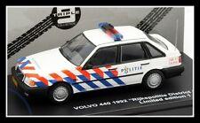 "wonderful modelcar VOLVO 440 1992 ""Rijkspolitie Alkmaar"" FV-ZI-70 - 1/43 - lim."