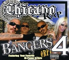 Vol. 4-Chicano Rap Bangers - Hi Power (2010, CD NEUF) Explicit Version3 DISC SET