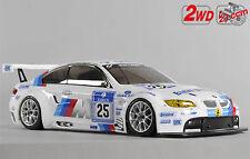 FG Gröschl 2 WD 530 chassis BMW M3 Karosserie 23 ccm ohne Fernsteuerung # 168179