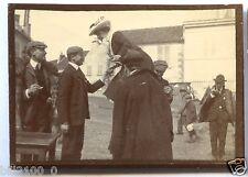 Cergy-Pontoise. Val d'Oise. photo ancienne . 1902