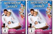 4 DVDs * BEZAUBERNDE JEANNIE - SEASON 5 ( 5.1 + 5.2 IM SET ) # NEU OVP