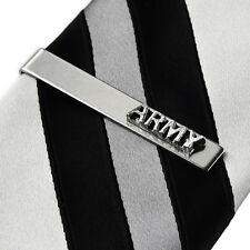 Army Tie Clip - Tie Bar - Tie Clasp - Business Gift - Handmade - Gift Box