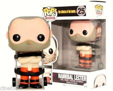 Figura vinile Hannibal Lecter Silence of the Lambs Pop Funko Vinyl figure n° 25