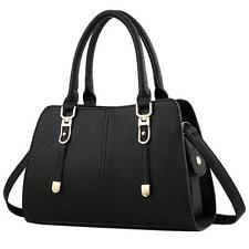 Women Leather Handbag Shoulder Bag Messenger Hobo Satchel Tote Crossbody Bag NEW