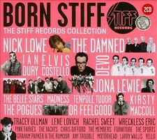 Born Stiff: The Stiff Records Collection [Digipak] by Various Artists (CD,...